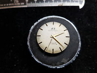 VINTAGE 1960'S ERNEST BOREL FHF 67 FLASH WATCH MOVEMENT FOR REPAIR OR PARTS