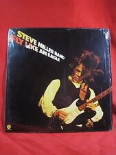 STEVE MILLER BAND Fly Like An Eagle RECORD 1976 SW-11497 VG to NM Shrink Wrap