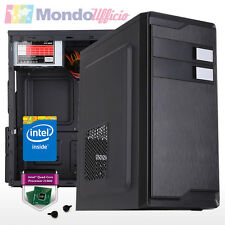 PC Computer Desktop Intel J1900 2,00 Ghz Quad Core - Ram 8 GB DDR3 - HD 1 TB