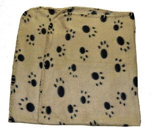 Fleecedecke Hundedecke Katzendecke Tierdecke Hund Decke Tierbett braun blau grau