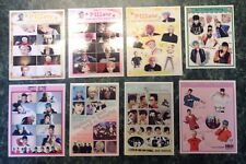 BIGBANG Kpop Sticker Lot Set~Korean Music~G-Dragon-T.O.P~Taeyang~Daesung~Seungri