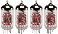 JJ/Tesla ECC83S 12AX7 ECC83 Preamp Tubes, Set of 4