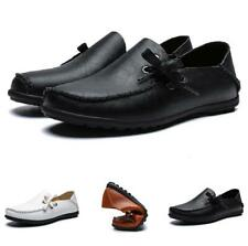 Mens Pumps Loafers Slip on Flats Soft Breathable Casual Driving Moccasins Shoes