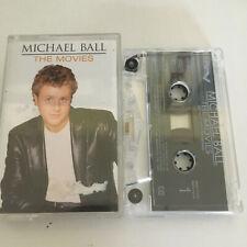 MICHAEL BALL - THE MOVIES - TAPE CASSETTE ALBUM