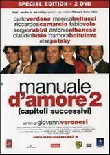 DvD MANUALE D'AMORE 2 Capitoli Successivi (2 DVD) ......NUOVO
