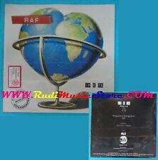 CD Singolo RAF Io e Te PROMO ITALY 1995 PRCD 000118 SIGILLATO CARDSLEEVE(S25)