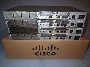 Cisco 2611XM Router AIM-VPN/BPII 2x 1DSU-T1 32F/128D 12.4 IOS 1-Year Warranty!!