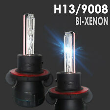 2x Bi-Xenon H13 9008 HID Bulbs AC 35W H/L Headlight Replacement 4K 6K 8K 10K 12K