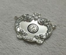 9 Godinger Silver Art Co. Ltd. Vintage Miniature Mirror