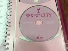 Sex and the City The Ultimate DVD Collection Replacement Disc Season 1 Disc 2