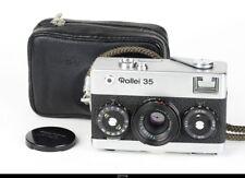 Camera Chrome  Rollei 35  With Lens Tessar 3.5/40mm No.3287405