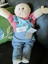 Cabbage Patch kids soft, new Ears,1981