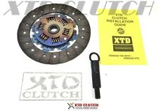 XTD STAGE 2 CLUTCH DISC & TOOL JDM 88-91 CIVIC EF9 CRX EF8 SiR B16A CABLE S1 Y1