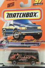 MATCHBOX  VW Volkswagen TRANSPORTER RICHIE'S