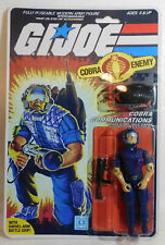 Reproduction packaged G.I. Joe 1985 Cobra Communications { Cn: Tele-Viper }