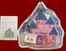 NEW! Wilton ***ENCHANTED CASTLE*** Cake Pan~COMPLETE! #2031