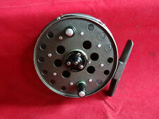 """A NICE VINTAGE 3 5/8"""" GRICE & YOUNG GYPSY DARGENT CENTREPIN REEL"""