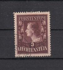 Liechtenstein  Nr. 305, A,  gest.