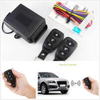 1Set Car Remote Control Central Kit Door Lock Locking Keyless Entry System & key