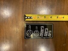 """Magpul Drum Magazine  Extended Sticker/Decal Tactical AR AK Hunting Approx 4"""""""