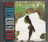 Vive Les Folies Bergères Cd Album compile tino rossi mistinguett damia sorbier..