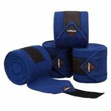 Lemieux Luxury Polo Bandages (set of 4) One Size BENETTON Blue
