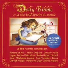 CD de musique enfants histoire sur album
