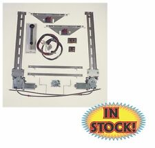 SPW Power Window Kit for 55-59 Chev Truck With Vent Window Removed 5559-2CVR
