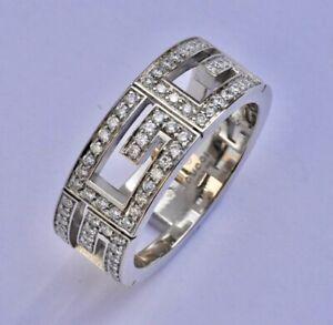 Gucci Diamond G Ring 18k