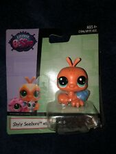 NEW Littlest Pet Shop SHYLY SEAHORSE #52 Rare