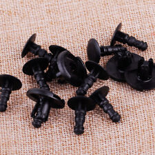 50x Car Bumper Fender Rivet Fastener Retainer Clips Fit For Toyota 7mm Hole Dia
