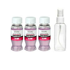Hair Ampoules Damage Control 3 x 15ml - For Dry Damaged hair-Protein Treatment