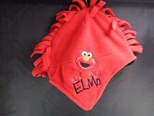 Sesame Street Elmo Toddler Beanie Hat Plush Toy Doll Winter Hat