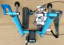 Tacx Blue Motion T2600  Smart Trainer + skewer, riser, sweat & Tacx sensors cade