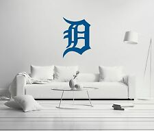 Detroit Tigers MLB X-Large Wall Decal Decor For Home Car Laptop Sports