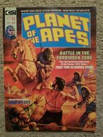Planet of the Apes Magazines #2 - #28 Marvel 1974 -1977