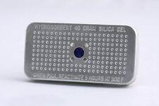 Silica Gel 40 Gram Hydrosorbent Desiccant Aluminum Canister 12 Pack