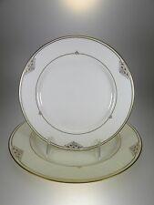 Gorham Florentine Pearl Dinner Plate & Salad Plate