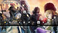 Code Vein - PS4 Winter Theme DLC - CD KEY EUROPE