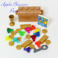 Map Goblets TC1 Gold Gold Treasure Chest Jewels NEW LEGO PARTS