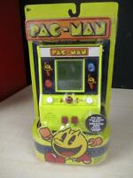 NEW! Pac-Man Mini Arcade Game by Basic Fun Classic Arcade Handheld Gameplay