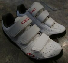 Giro Riela R Womens SPD Cycling Shoes - White Size 6US or 37 Brand New