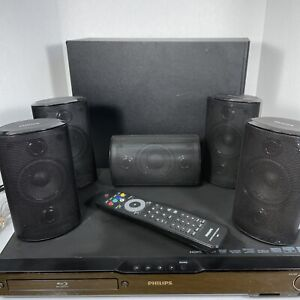 Philips Home Theater System HTS3251/F7 Surround System READ DESCRIPTION W3