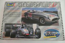 Revell 1/24 Mercedes 300 SLR y McLaren Mercedes MP4/12 Silberpfeil Conjunto