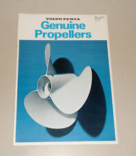 Prospect Volvo Penta Genuine Propeller for Aquamatic Units and Bronzepropellers