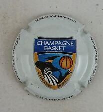 capsule champagne NICOLAS FEUILLATTE cgampagne basket n°49 fond blanc