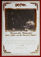 HARRY POTTER - MEMORABLE MOMENTS #1 - Card #06 - YOUR FATHER LEFT THIS...