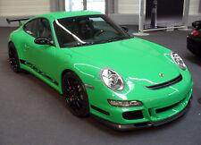 1 LT Porsche GT3 RS Bright Green Solid 2K Gloss Direct Gloss Car Paint