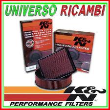 Filtro Aria K&N 33-2942 BMW  Serie 1 (E81-E82-E88) 116d-118d-120d-123d 07>