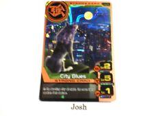 Animal Kaiser Original English Version Ver 6 Bronze Card (S065: City Blues)